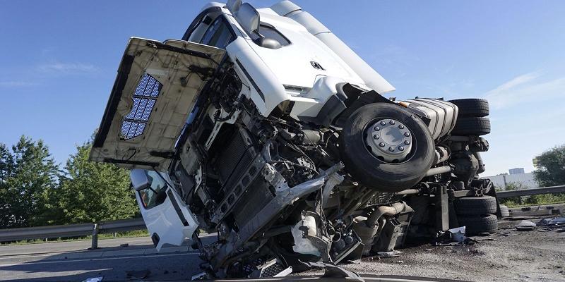 Semitruck-accident